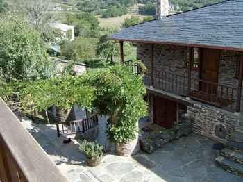 casas rurales galicia lugo: