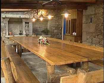 Casa rural perfeuto mar a a coru a casas rurales en galicia - Casas rurales de galicia ...