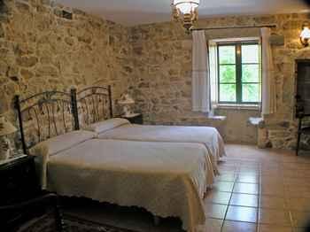Casa rural casa torre vella pontevedra casas rurales en - Casas rurales de galicia ...