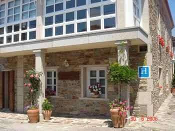 Hotel rural cima da vila ourense casas rurales en galicia - Casas rural galicia ...